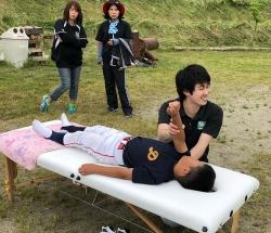宮城県大和町少年野球チーム~トレーナー活動報告~