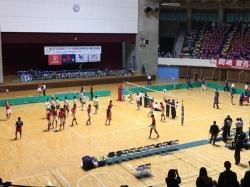 全日本選手権大会千葉県代表決定戦トレーナー帯同