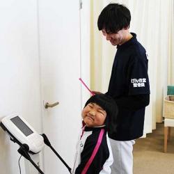 須藤選手のキッズパーソナルトレーニングを開始!