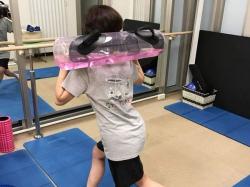 プロスノーボーダー粕川選手トレーニングサポート帯同