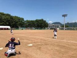 第46回東北中学校女子ソフトボール大会~トレーナー活動報告~