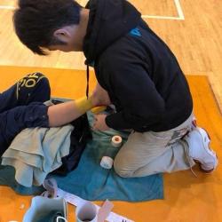 GENKIDOスポーツトレーナー活動報告~伊勢崎市民バスケ大会~