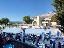 伊勢崎市民総体にて、無料施術体験会を行いました