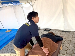 第15回伊勢崎シティマラソン、トレーナー活動で大盛況!~トレーナー活動報告~