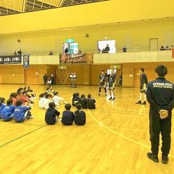 第21回野々市市TSUBAKI CUPバスケットボール大会~トレーナー活動報告~